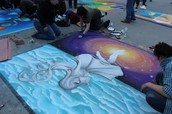 Street Painting Festival 2015
