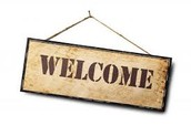 Welcome new Technology Department Members
