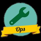 Les chantiers OPS déjà identifiés pour 2016