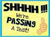 End of Year State Testing Reminder (Grades 3, 4, and 5 only)