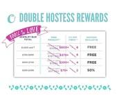 DOUBLE HOSTESS REWARDS