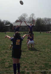 Sewanee's Women's Rugby Club