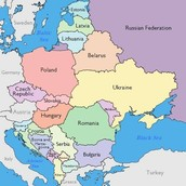 Collapsed of the Eastern Europe