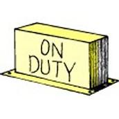 Duty Schedule