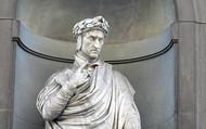 Dante Aligheri Statue
