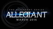 Allegiant: Divergent, Book 3 by Veronica Roth