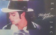 This symbolizes that I LOVE to dance because I LOVE MJ'S DANCE MOVES.