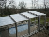 Automatic Pool Enclosures