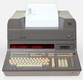The first Desktop