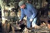 Need one strong person to work as a Blacksmith apprentice