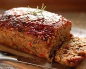 Hot and Spicy Meatloaf
