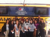 Farmers Insurance Recognizes and Supports Medrano MS Teachers