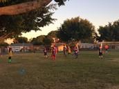 Monterey Heights vs. LGA E Soccer Game