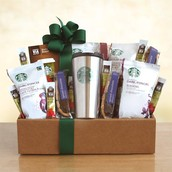 Starbucks Baskets
