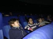 1b - Planetarium field trip