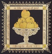 Apples of Gold Afternoon Tea