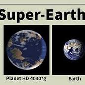 BOB compared to Earth