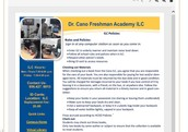 Cano Freshman Academy--- FEATURED Secondary ILC