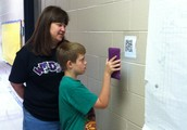 Tablets, Google Docs and QR Codes!  Featuring:  Mrs. Beverly Cruz