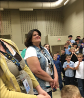 Mrs. Miller Retiring