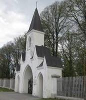 Pärnu Alevi kalmistu