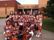 Back to School Peprally - August 2014