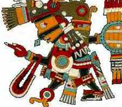 THE GREAT GODS OF AZTECS