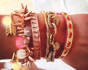 Inspiring Arm Party
