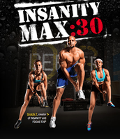 Insanity Max: 30: Intense Cardio under 30 minutes.