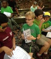 Sign Language at Camp Albemarle!