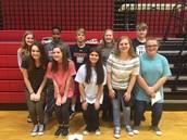 8th Grade Star Students