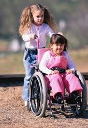 Types of Physical and Health disabilities: