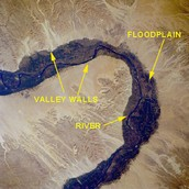 The Nile Flooding