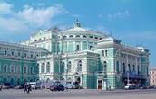 Day 5 (July 5) Mariinky Theatre