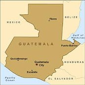 Where is Guatemala