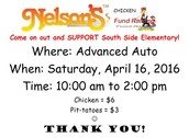 Nelson's Port-A-Pit Annual Fundraiser