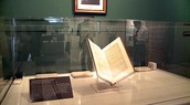 Where the Constitution is on Display