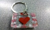 I have made a keychain in chemistry.  <3