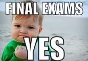 Exam times