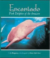 Spelling list for Encantado: Pink Dolphin of the Amazon
