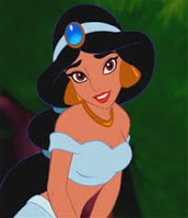 J is for jazmin (Jasmine)