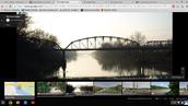 The Bridge Where Simmons Threw Shirley Crook Off