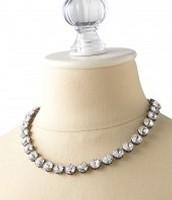 Vintage Crystal Necklace-Orig. $89, now $45
