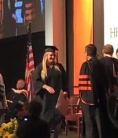 Hendrix Graduation