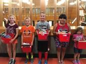 Literacy Basket Winners