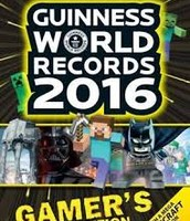 Guinness World Records 2016: Gamer's Editon