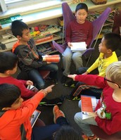 Junior Great Book discussions