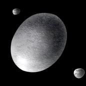 כוכב לכת ננסי - האומיה