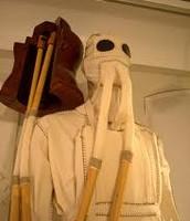 """Leonardo""""s scuba gear"""