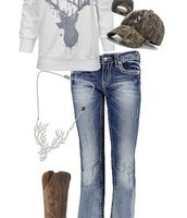 Country Outfits (Clothes in General)
